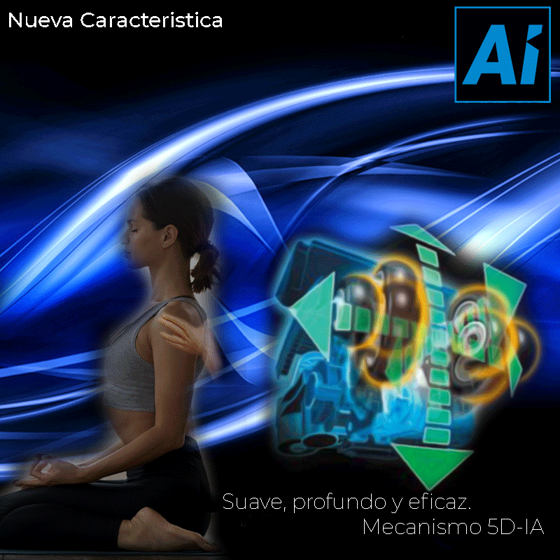 Suave, profundo y eficaz. Mecanismo 5D-IA