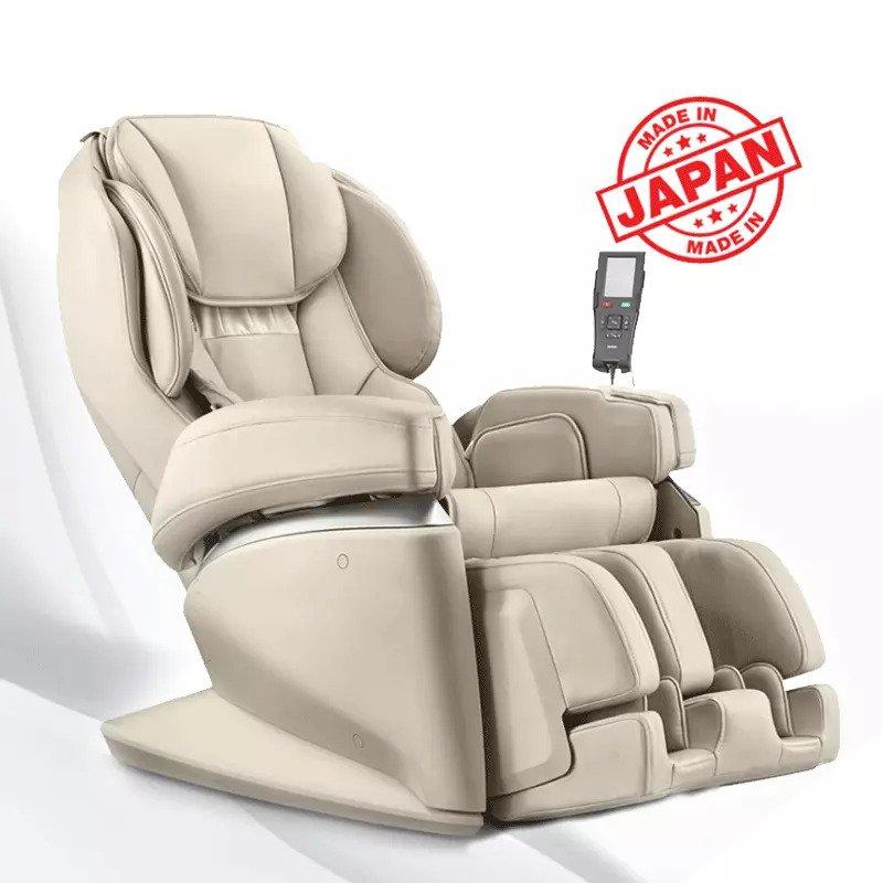 Sillón de Masaje Osaki PRO Fujiiryoki JP-1100 4D/4S modelo 2020
