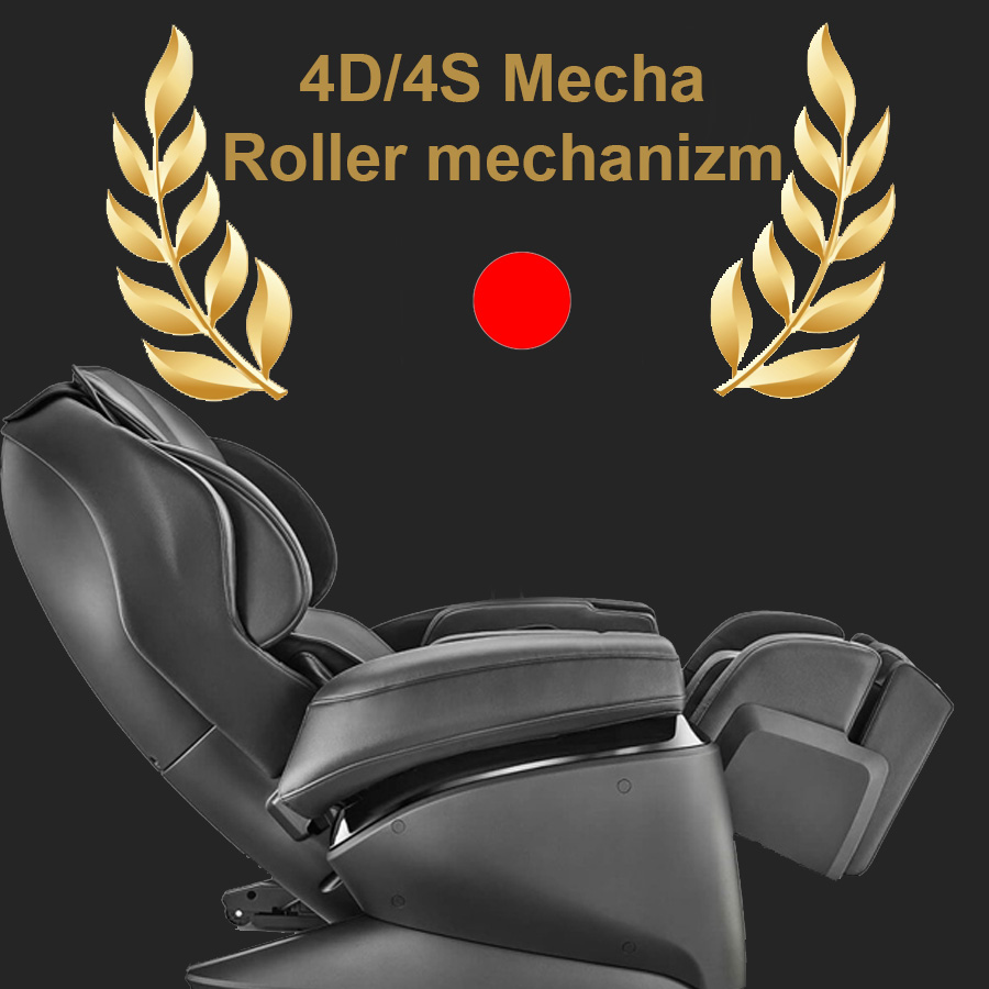 mejor sillón de masaje japonés